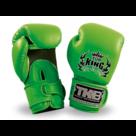 Top-King-bokshandschoenen-Double-Velcro-NEON-Groen