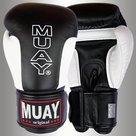 MUAY®-Premium-bokshandschoenen-Zwart-Wit
