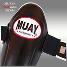 MUAY®-PRO-scheenbeschermers-shin-and-instep-zwart