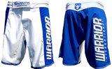 Warrior International MMA Shorts blauw_