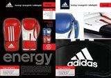 adidas bokshandschoenen Energy100 ROOD_
