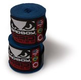 """Bad Boy"" zwachtels / bandages / hand wraps - 3.5m Stretch_"