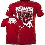 "Venum ""Wand's Return"" UFC Japan Walk-in T-shirt - Red_"