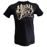 "Venum ""Muay Thai Dream"" T - Shirt - Black_"