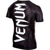 "Venum ""Giant"" Rashguard - Short Sleeves - Black_"