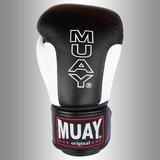 MUAY® Premium bokshandschoenen Zwart/Wit_9