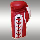 MUAY® wedstrijd handschoenen - Rood_