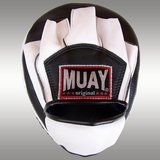 Muay® curved coaching mitt_