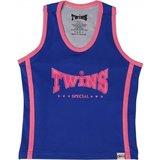 Twins Top Blauw / Roze _