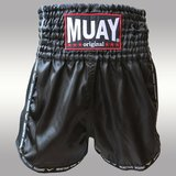 MUAY SHORT WICKED ZWART_