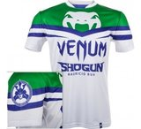 "Venum ""Shogun UFCEdition"" Dry Tech T-Shirt - Ice/Green_"