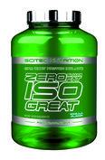 Scitec Nutrition ZERO sugar/fat ISO Great - 2300 gram