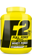 Full Force Nutrition - Whey Force - Vanille Delight