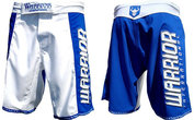 Warrior International MMA Shorts blauw