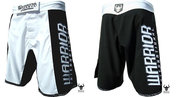Warrior International MMA Shorts zwart
