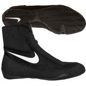 Nike Machomai Boksschoenen Zwart MID