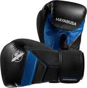 Hayabusa bokshandschoenen T3 Tokushu - 16OZ zwart blauw