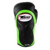 Twins bokshandschoenen BGVL6 zwart groen