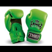 Top King bokshandschoenen Double Velcro NEON Groen