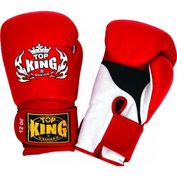 Top King bokshandschoenen Super Air - rood