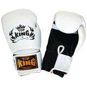 Top King bokshandschoenen Super Air - wit