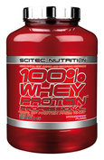 Scitec Nutrition 100% Whey Professional Aardbei