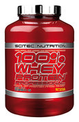 Scitec Nutrition 100% Whey Professional Banaan