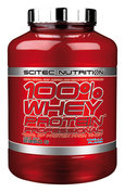 Scitec Nutrition 100% Whey Professional Vanille