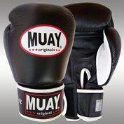 MUAY® bokshandschoenen Zwart/Wit