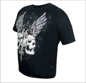TUF Wear T-shirt Never Surrender Zwart