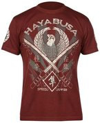 Hayabusa Lineage T-Shirt - Red