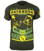 Hayabusa Gentleman Vs Beast T-Shirt Green