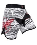 Hayabusa Flex Fight Shorts White - M