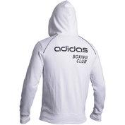 adidas Hoody Sweater Met Rits - Wit