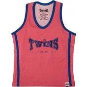 Twins Top Roze / Blauw
