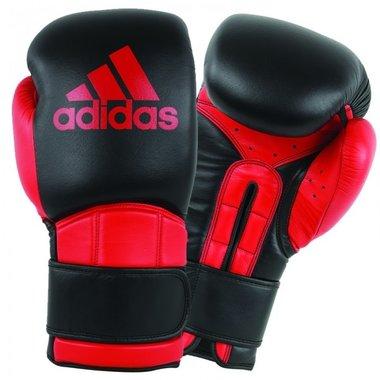 adidas Safety Sparring Bokshandschoenen Velcro Zwart/Rood