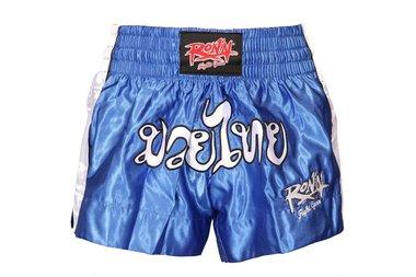 Ronin Thaishort Siam blauw/wit