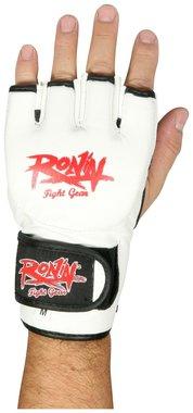 Ronin Kick Bag MMA handschoenen - Wit