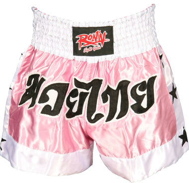 Ronin Thai short roze