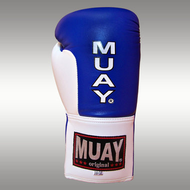 MUAY® wedstrijd handschoenen - Blauw