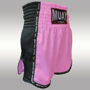MUAY SHORT WICKED ROZE