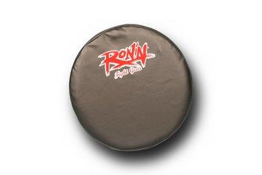 RONIN PADS ROND MODEL EXTRA DIK - BLAUW OF ZWART