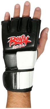 RONIN STRIKER MMA HANDSCHOEN - ZWART/WIT
