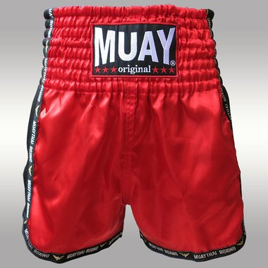 MUAY SHORT WICKED ROOD
