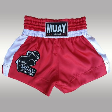 MUAY KIDS SHORT ROOD