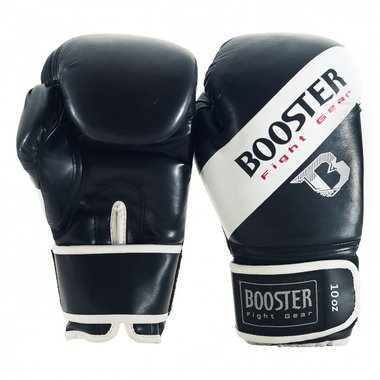 Booster BT SPARRING WHITE STRIPE