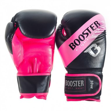 Booster BT SPARRING PINK STRIPE