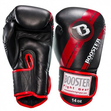 Booster BGL 1 V3 BLACK/RED FOIL