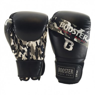 Booster BT SPARRING GREY CAMO