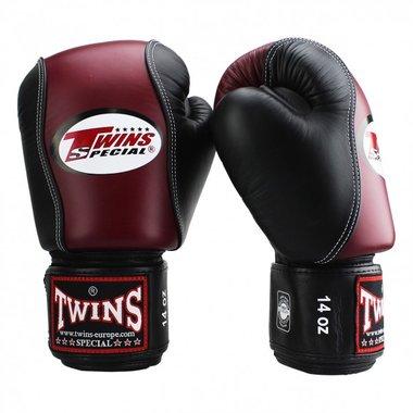Twins BGVL 7 WINE RED/BLACK
